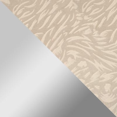Кремовый декор / Металлик