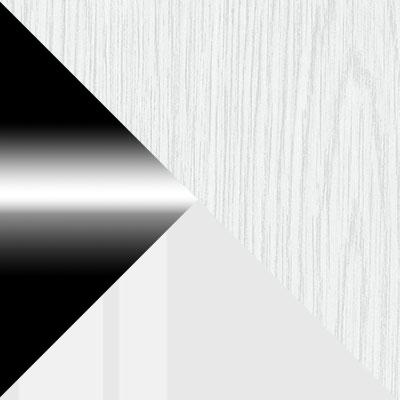 Белый ясень / Белый глянец / Черный глянец