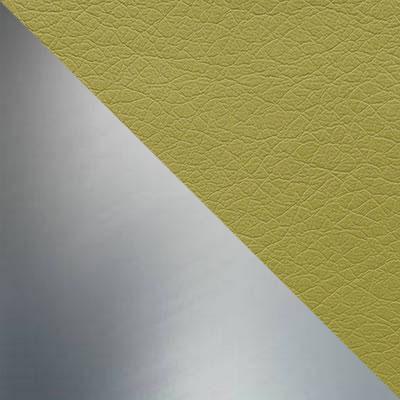Батлер 11 (Фисташковый), иск. кожа / Каркас Нержавеющая сталь