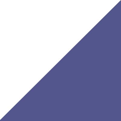 Корпус Белый / Фасады Королевский Синий