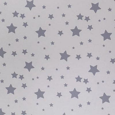 Звезды, белый-серый