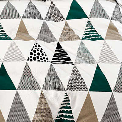 Треугольники, поплин