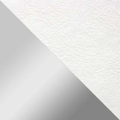 Белый / Металлик