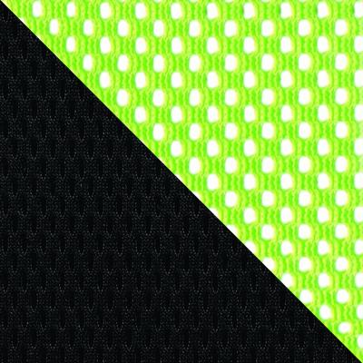 TW-11 Черный, ткань / TW-03A Салатовый, сетка