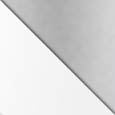 Белый глянец / Металлик