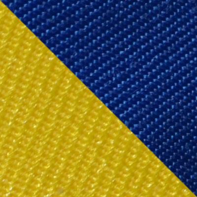 Желто-синий, ткань