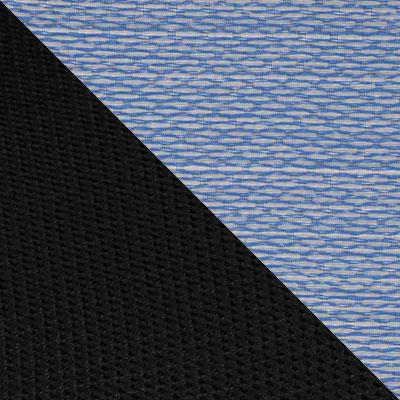 Черный, сетка / Синий, сетка
