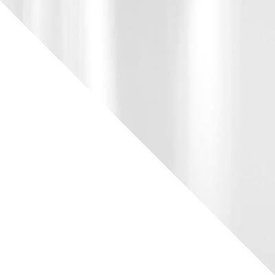Белый / Белое стекло глянец