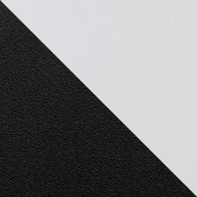 Nitro White, кожзам / Каркас Черный муар