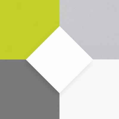 Лайм зеленый / Темно-серый / Белый премиум / Стальной Серый