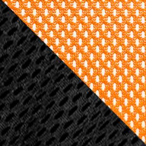 Оранжевый / Черный, сетка