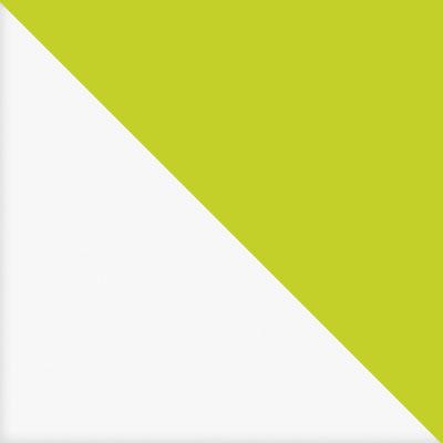 Лайм зеленый / Белый премиум