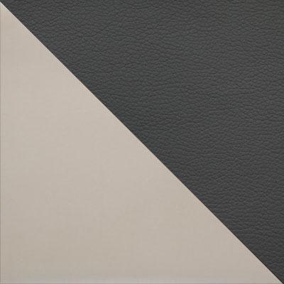 Капучино матовый / Серый кожзам