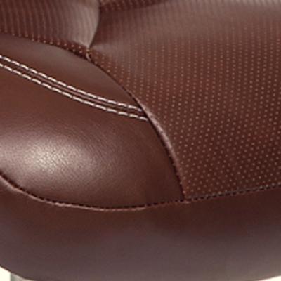 Иск.кожа коричневый 2 TONE/Коричневый перфор. 2 TONE