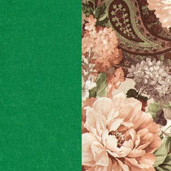 Зелёный нефритовый / Делишез, микровельвет