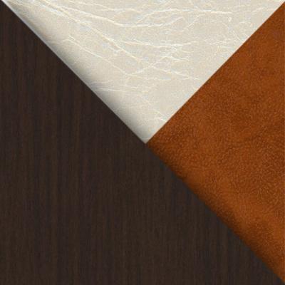 Венге / Иск. кожа Санчо, коричневая