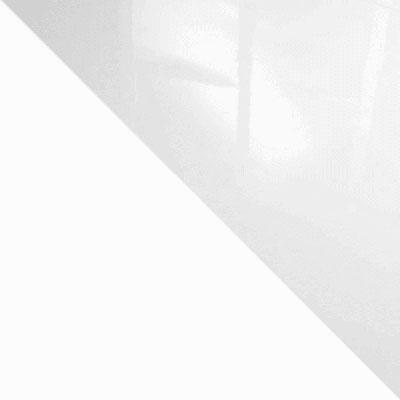 Белый / Белый глянец, стекло