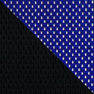 TW-11 Черный, ткань / TW-05 Синий, сетка