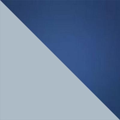 Серо-синий