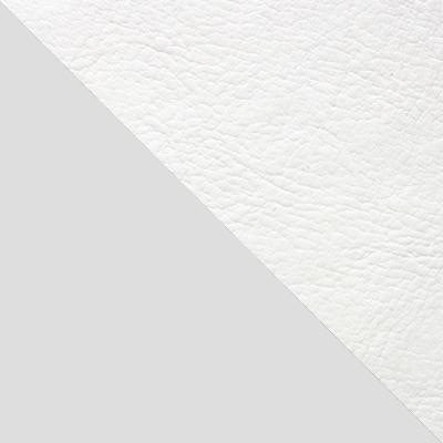 Белый / Каркас серый