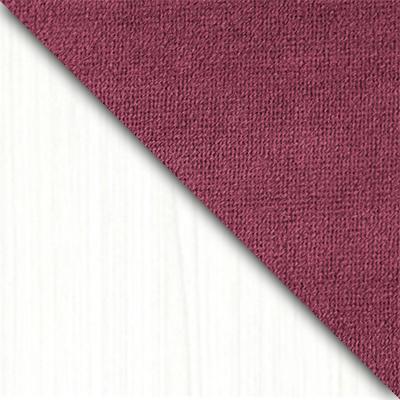 Белый / Велутто 15 темный ягодный