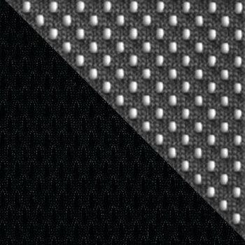TW-11 Черный, ткань / TW-04 Серый, сетка