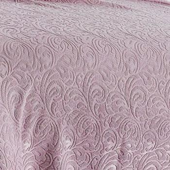 Грязно-розовый, махровый