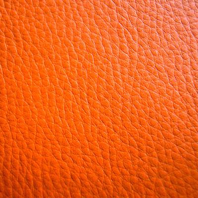 Оранжевая экокожа