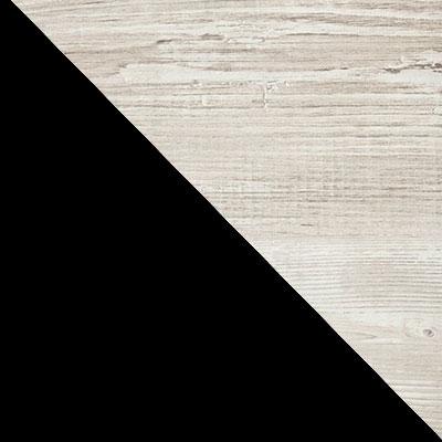 Сосна Касцина / Черный, металл
