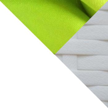 Белый, металл / Белый, ротанг / Салатовый, ткань