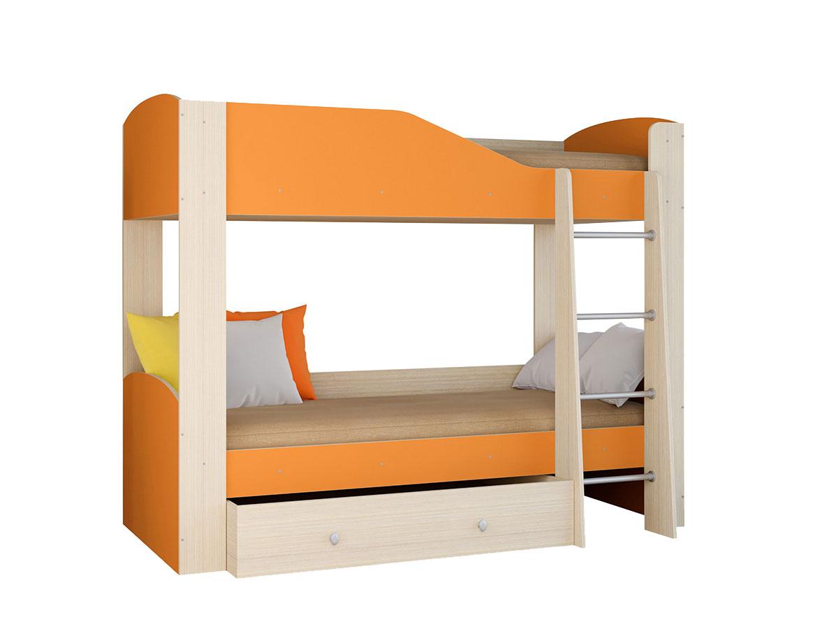 Двухъярусная кровать 108-57840