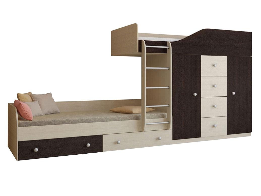 Двухъярусная кровать 150-41938