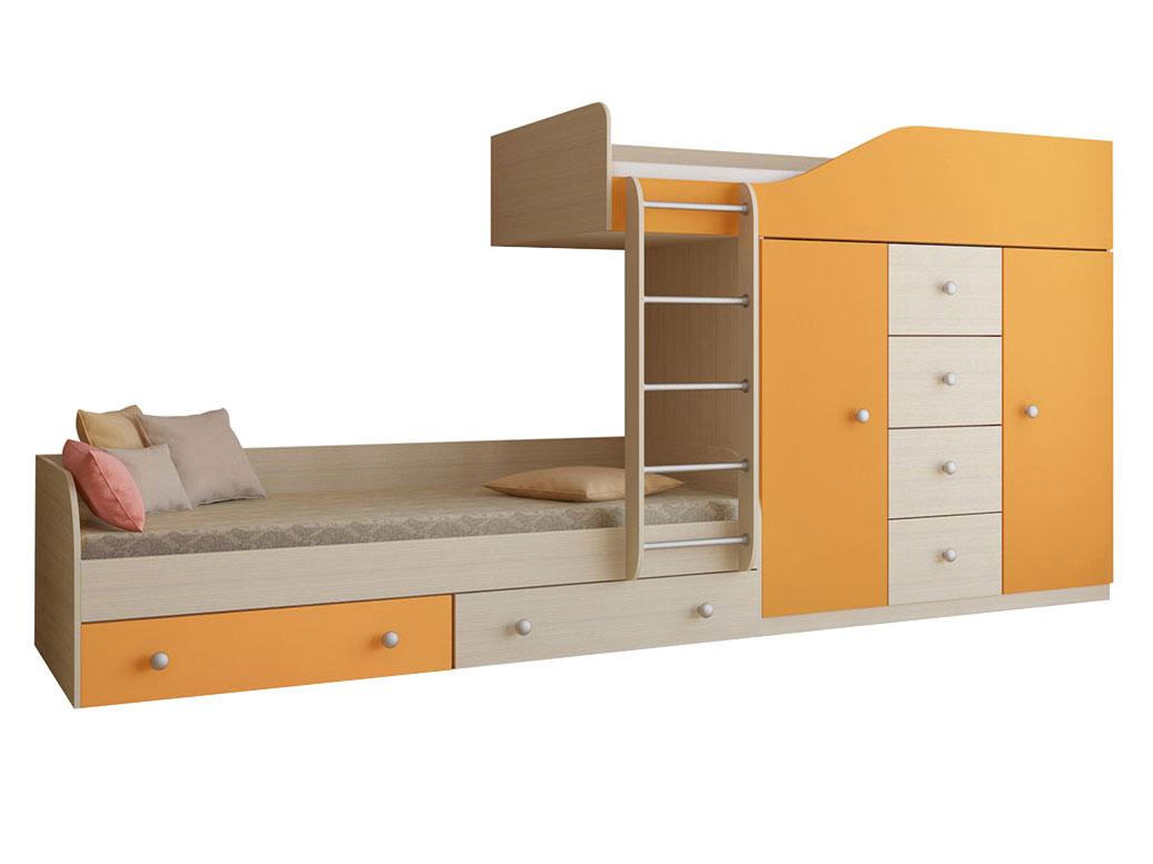 Двухъярусная кровать 108-41946
