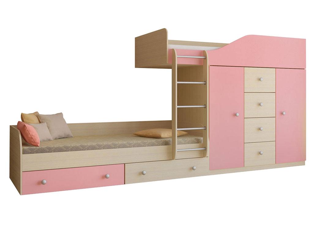 Двухъярусная кровать 150-41948