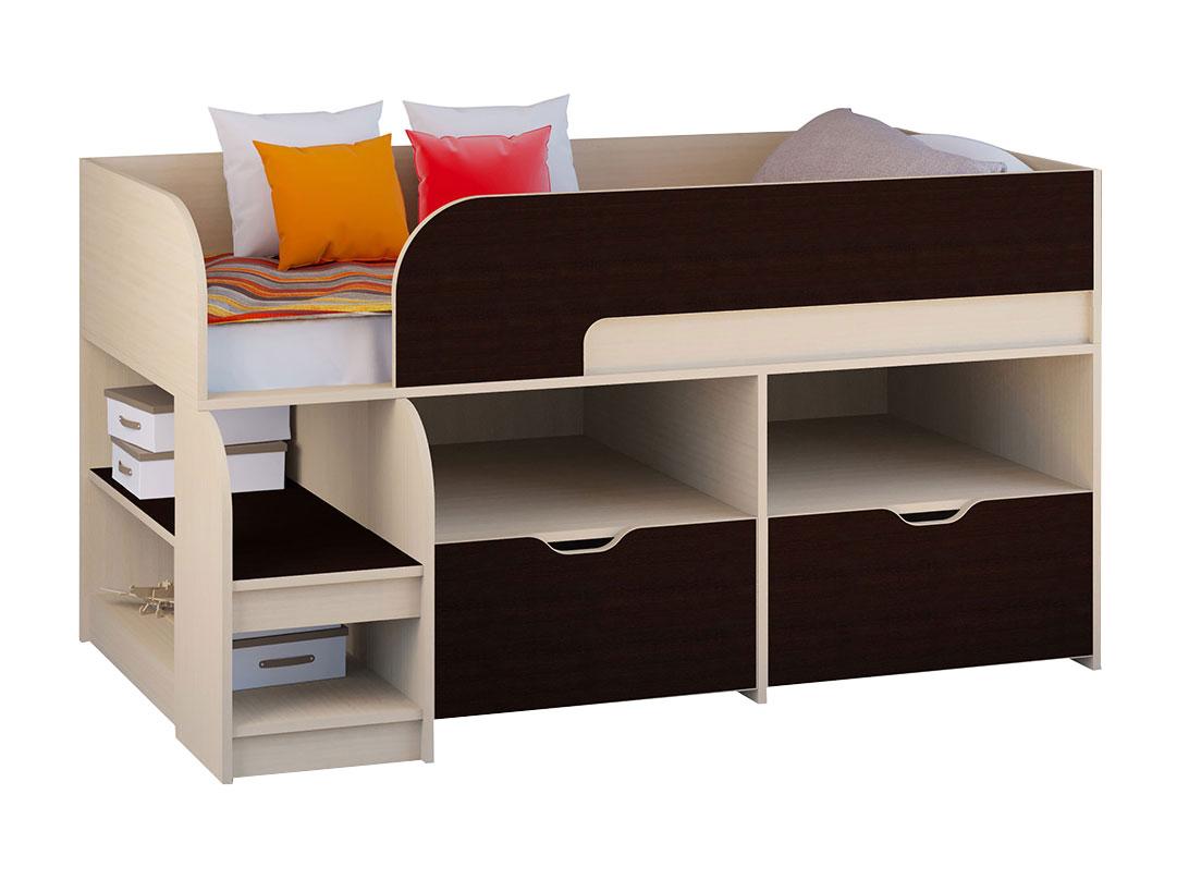 Кровать-чердак 150-57939