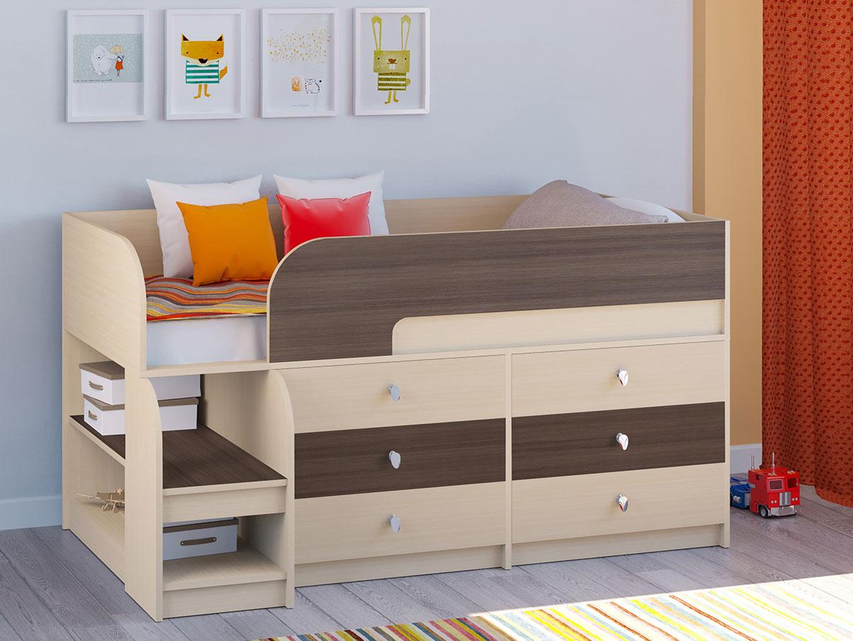 Кровать-чердак 150-103070