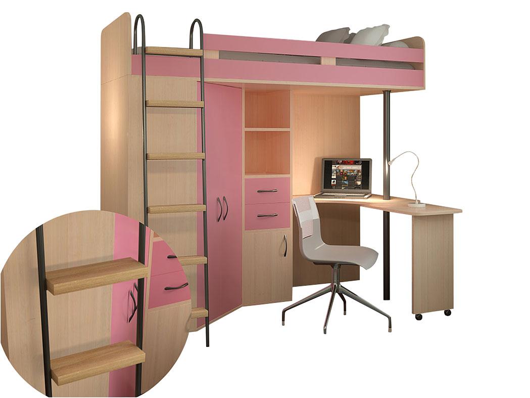 Кровать-чердак 179-57870