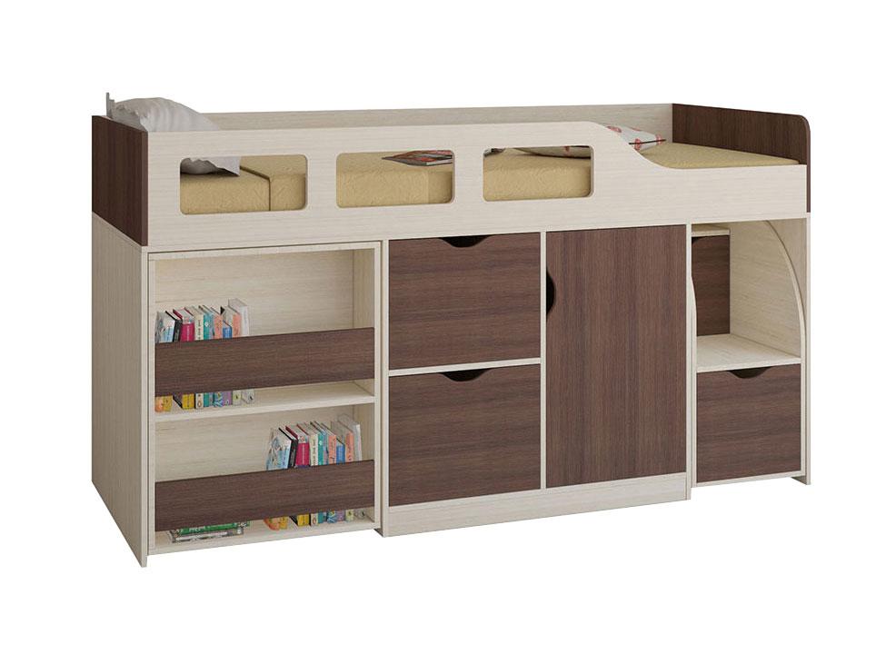 Кровать-чердак 150-42014
