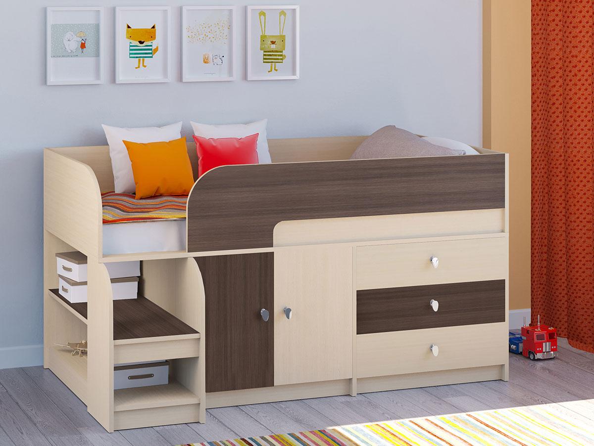 Кровать-чердак 150-103061