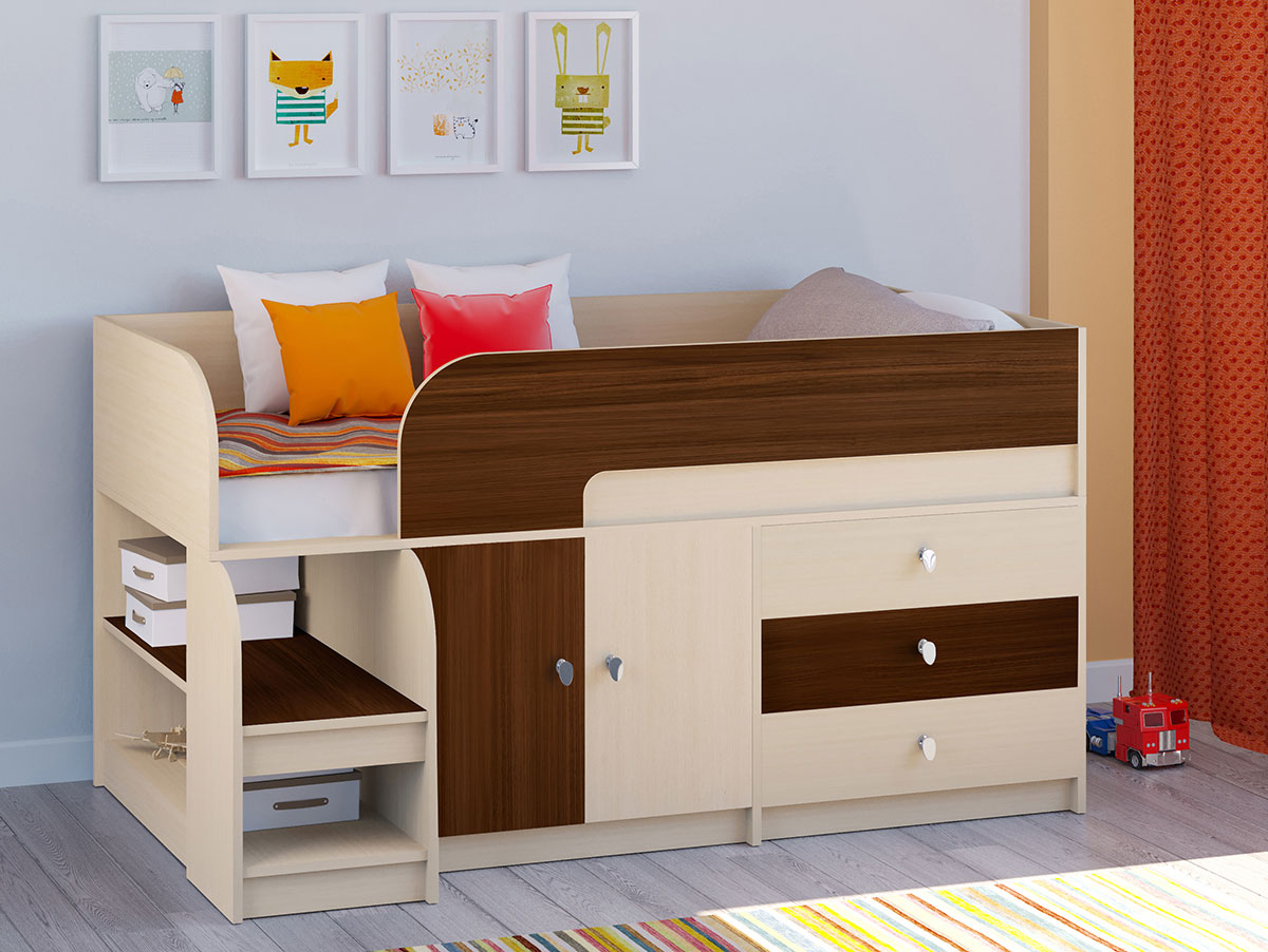 Кровать-чердак 150-103059