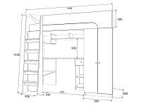 Кровать 500-104579