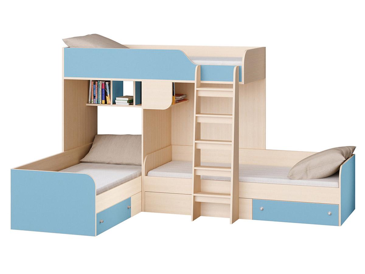 Двухъярусная кровать 179-104593