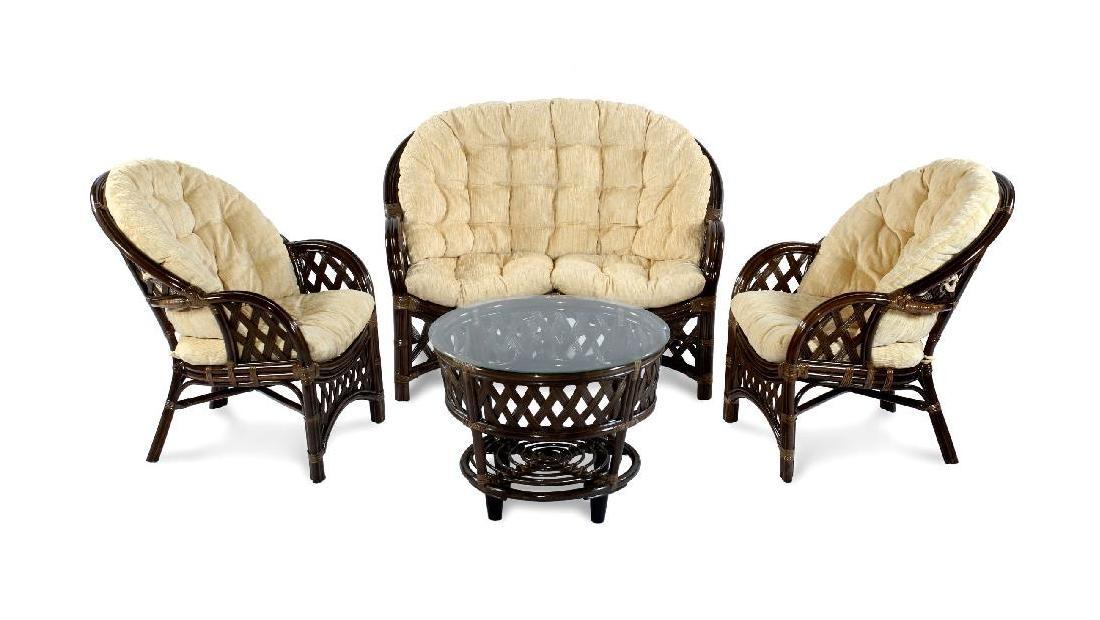 Комплект плетеной мебели 179-88076
