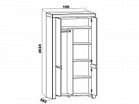 Шкаф 500-108037