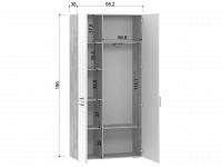 Шкаф 500-113304