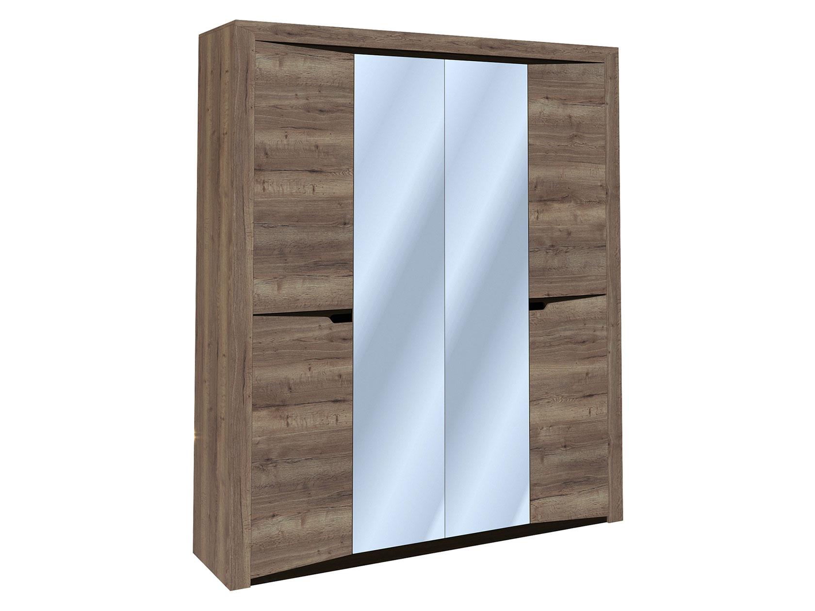 Шкаф 4-х дверный распашной 179-110416