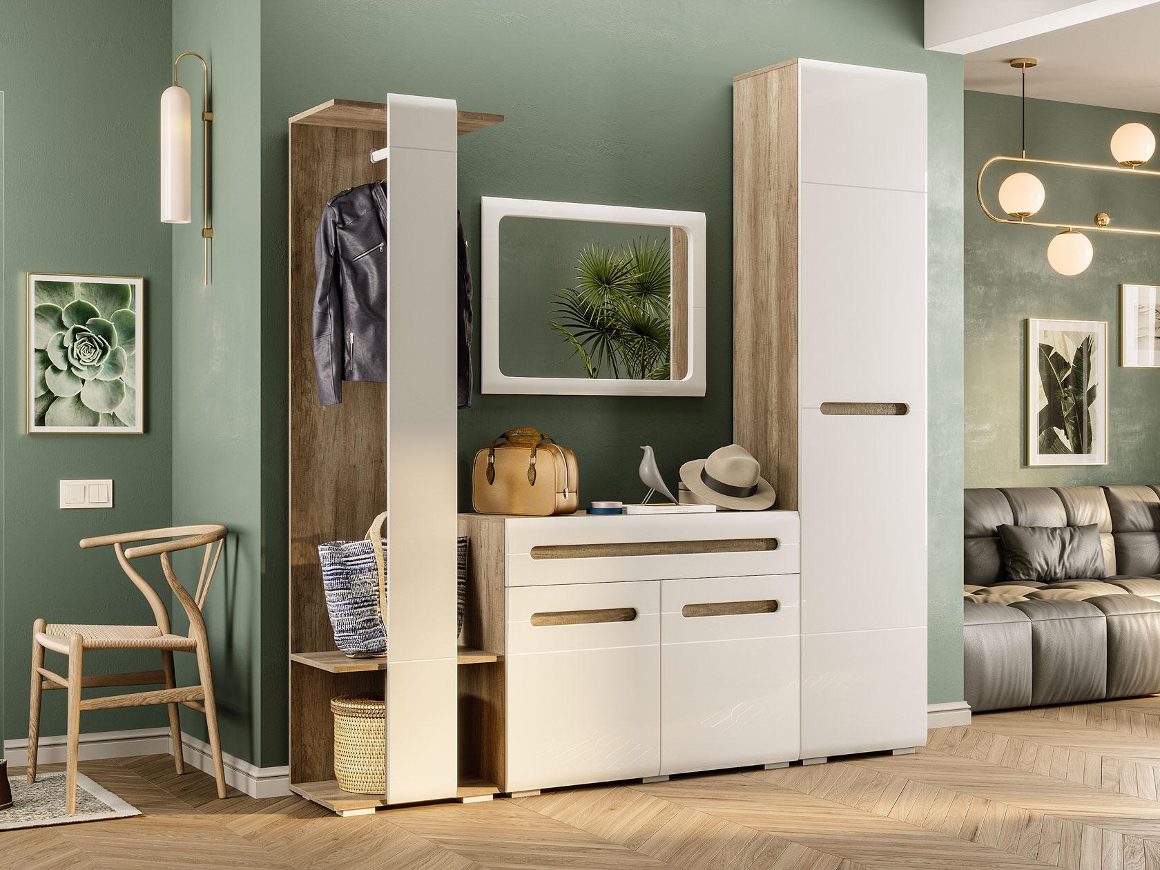 Комплект мебели для прихожей 108-114670