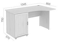 Письменный стол 500-85839