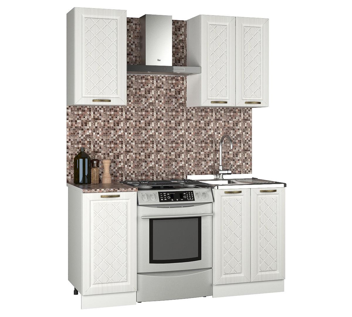 Прямой кухонный гарнитур 179-68901
