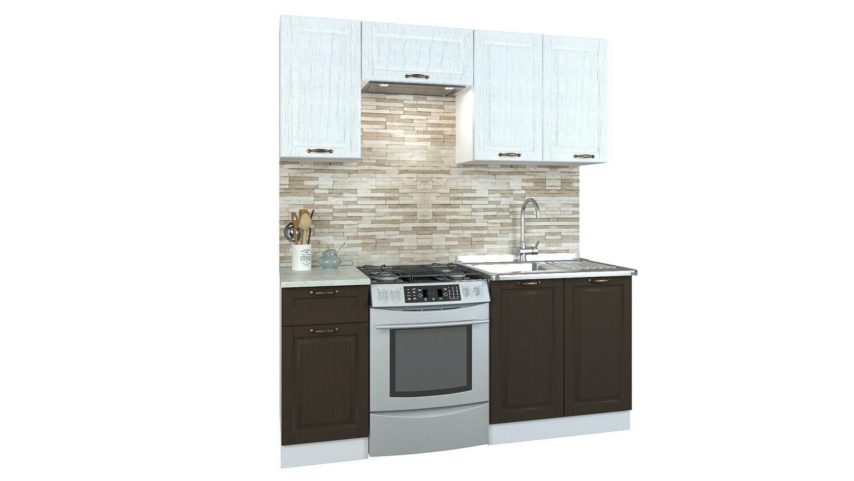 Прямой кухонный гарнитур 108-69167
